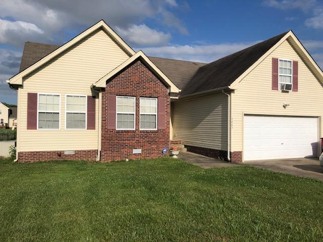 3443 Loon Dr, Clarksville, TN 37042 (MLS #RTC2046239) :: CityLiving Group