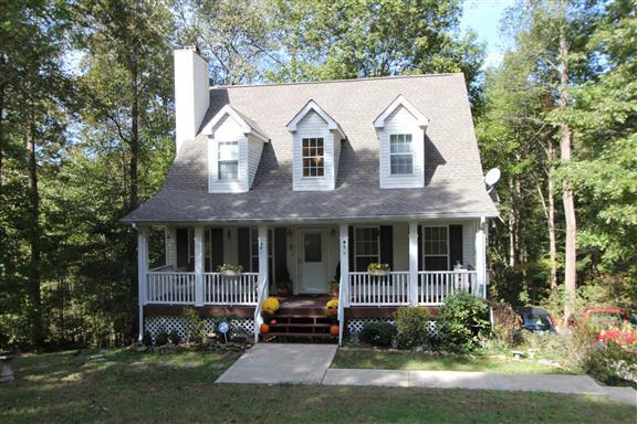 1060 Timber Ridge Ct, Kingston Springs, TN 37082 (MLS #RTC2046855) :: Village Real Estate