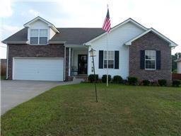 1088 Gunpoint Dr, Clarksville, TN 37042 (MLS #RTC2048452) :: Village Real Estate