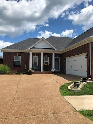 105 Cottage Trce, White House, TN 37188 (MLS #RTC2051203) :: Cory Real Estate Services