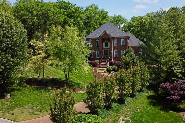 802 Vivians Way, Brentwood, TN 37027 (MLS #RTC2051330) :: Nashville's Home Hunters