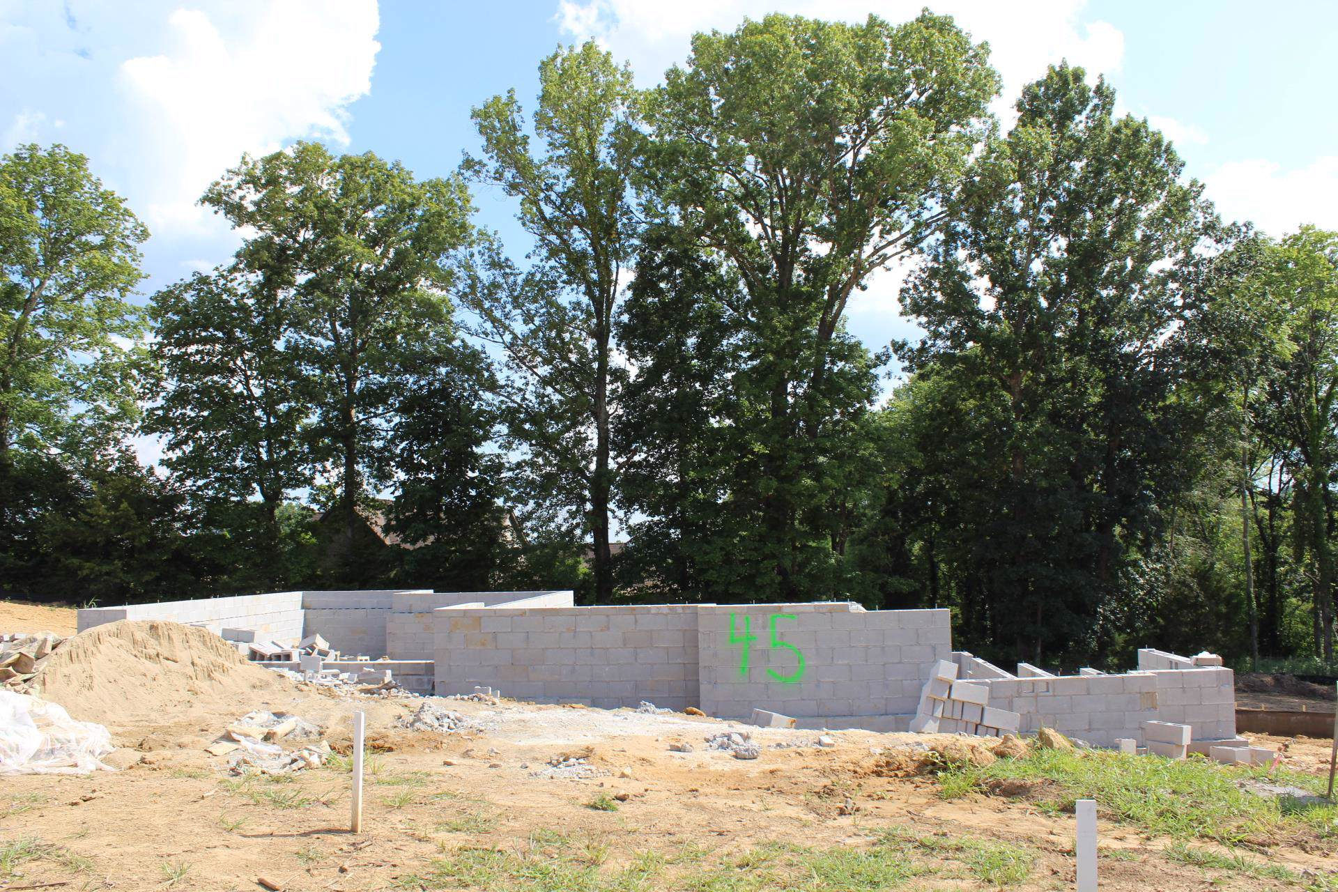 1024 Dovecrest Way Lot 45, Franklin, TN 37067 (MLS #RTC2052030) :: RE/MAX Choice Properties