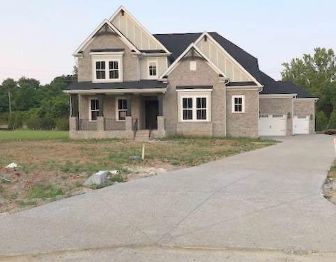 6001 Blackwell Lane #103, Franklin, TN 37064 (MLS #RTC2052693) :: REMAX Elite