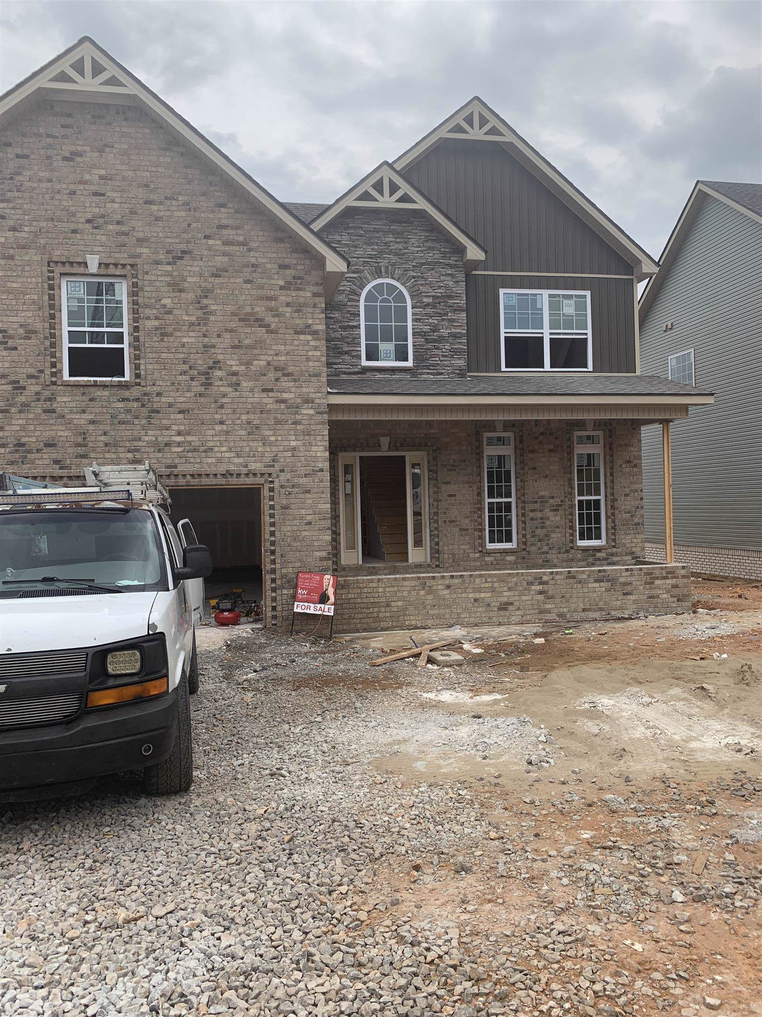 102 Locust Run, Clarksville, TN 37043 (MLS #RTC2053830) :: REMAX Elite