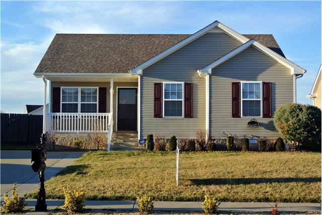 541 Fox Trot Dr, Clarksville, TN 37042 (MLS #RTC2054596) :: Village Real Estate