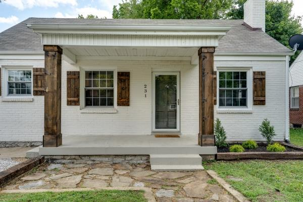 231 Thuss Ave, Nashville, TN 37211 (MLS #RTC2054783) :: RE/MAX Homes And Estates