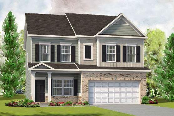 16 Burchell Lane (Lot 16), Columbia, TN 38401 (MLS #RTC2056861) :: Village Real Estate