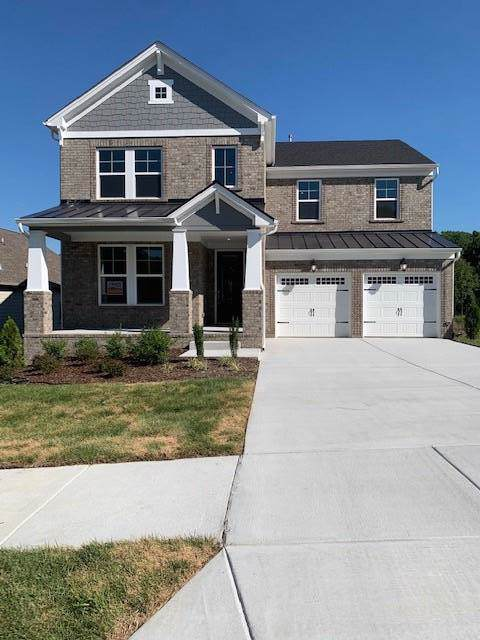 2009 Hedgelawn Dr. Lot 128, Lebanon, TN 37087 (MLS #RTC2056958) :: HALO Realty