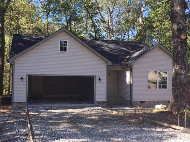 803 Forrest Dr, Tullahoma, TN 37388 (MLS #RTC2058505) :: Village Real Estate