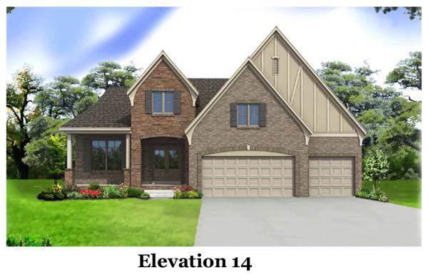1316 Greenstone Lane - Lot 64, Nashville, TN 37221 (MLS #RTC2059689) :: Exit Realty Music City