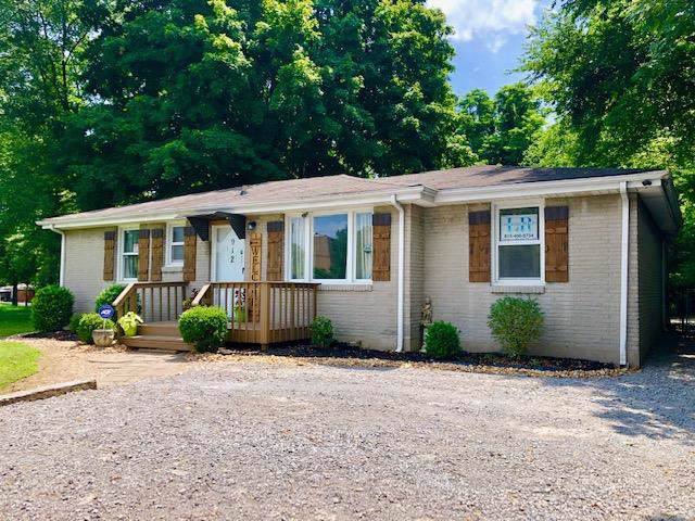 912 Robinson Rd, Old Hickory, TN 37138 (MLS #RTC2060065) :: RE/MAX Homes And Estates