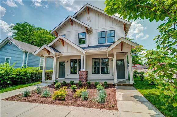 1709B 4Th Ave N, Nashville, TN 37208 (MLS #RTC2060112) :: Ashley Claire Real Estate - Benchmark Realty