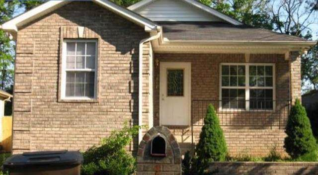 1814 Glade St, Nashville, TN 37207 (MLS #RTC2060460) :: RE/MAX Homes And Estates