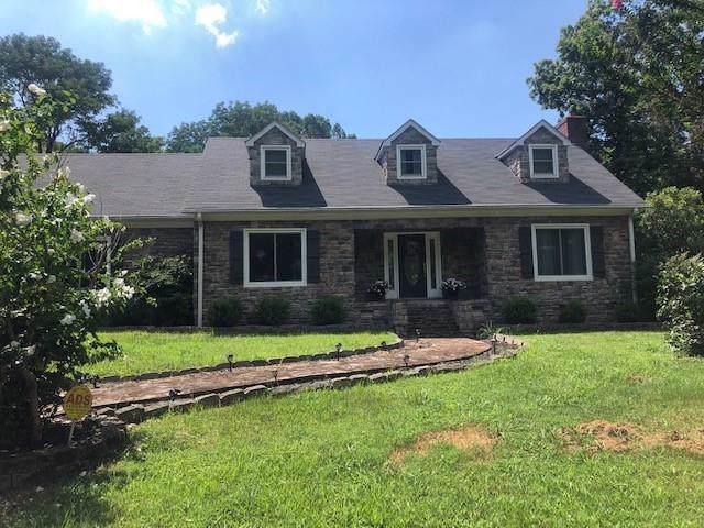 1426 Highway 130 West, Shelbyville, TN 37160 (MLS #RTC2060730) :: John Jones Real Estate LLC