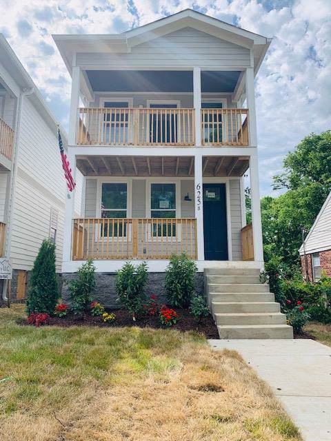 625B James Ave, Nashville, TN 37209 (MLS #RTC2060849) :: Village Real Estate