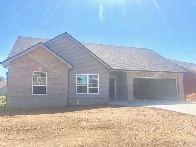105 Rose Edd (129 Ambridge St), Oak Grove, KY 42262 (MLS #RTC2061686) :: Village Real Estate