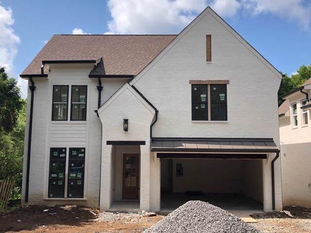 1009A Woodmont Blvd, Nashville, TN 37204 (MLS #RTC2062891) :: Village Real Estate