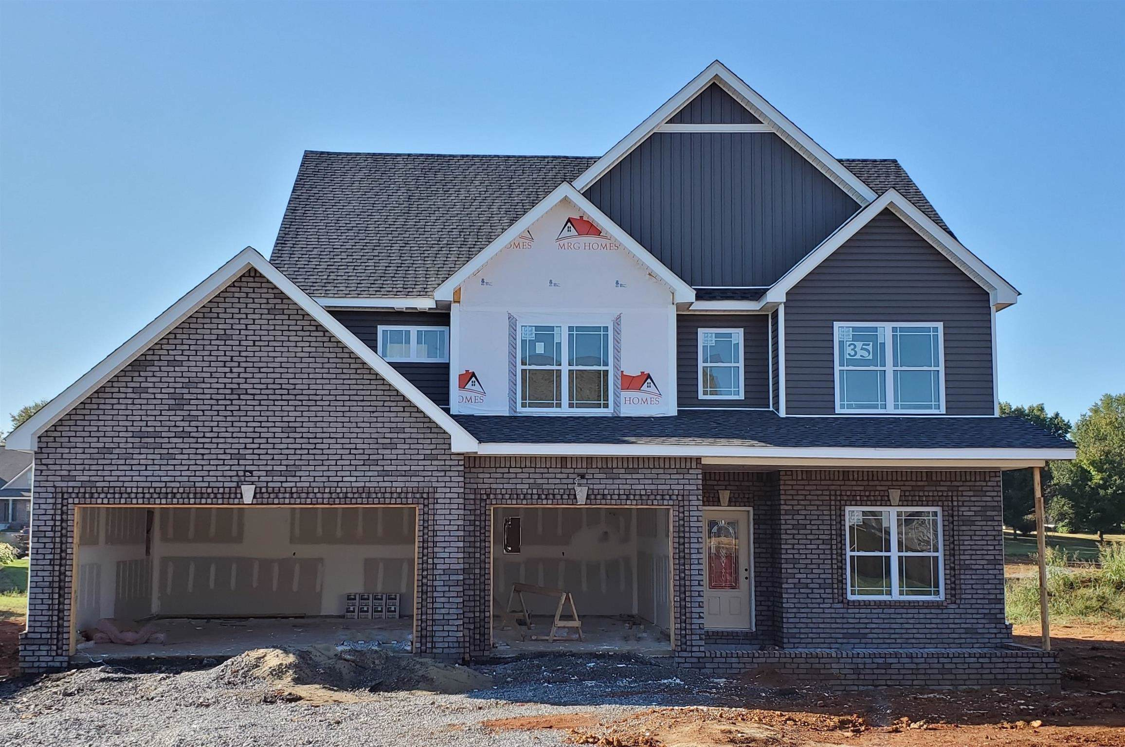 35 Woodford Estates, Clarksville, TN 37043 (MLS #RTC2062994) :: CityLiving Group