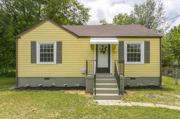 347 Lanier Dr, Madison, TN 37115 (MLS #RTC2063087) :: DeSelms Real Estate