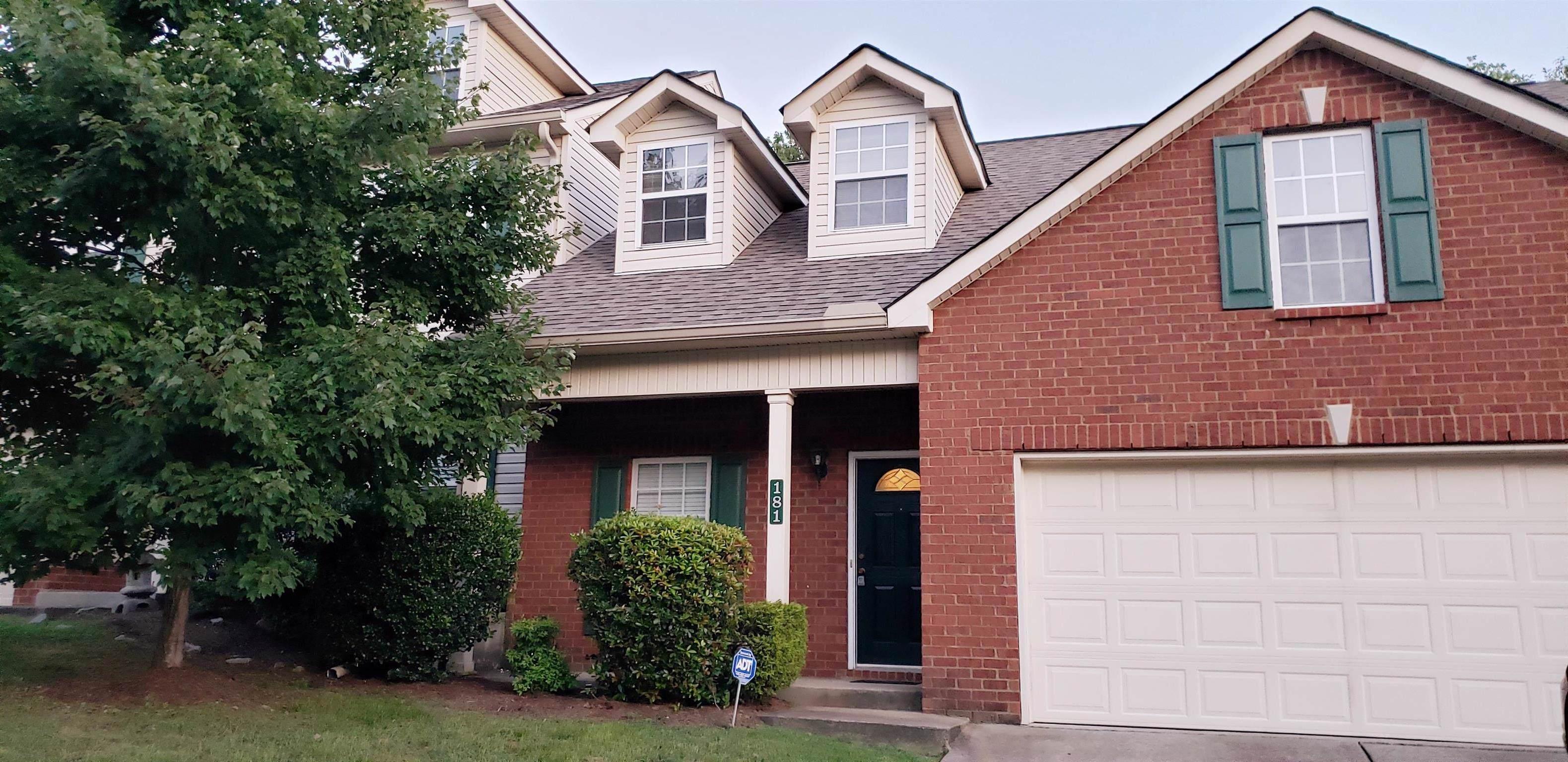 181 Nashboro Grns #181, Nashville, TN 37217 (MLS #RTC2063328) :: RE/MAX Homes And Estates