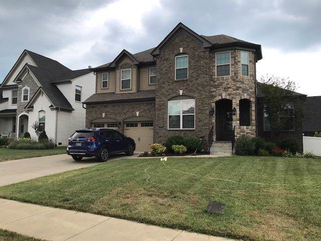 1129 Stockwell Dr, Murfreesboro, TN 37128 (MLS #RTC2063346) :: Cory Real Estate Services