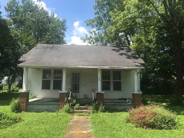 311 E Moore St, Tullahoma, TN 37388 (MLS #RTC2063989) :: Village Real Estate