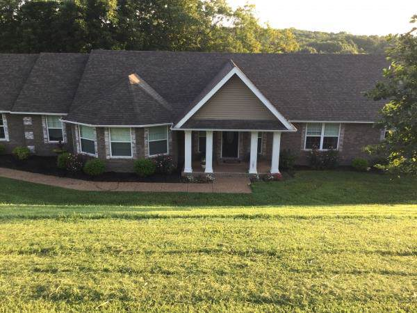 1520 Heller Rdg, Spring Hill, TN 37174 (MLS #RTC2065863) :: RE/MAX Homes And Estates