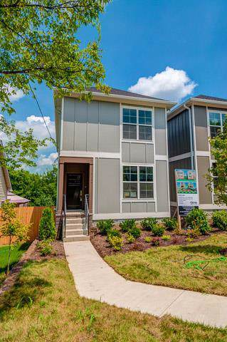 914B 32nd, Nashville, TN 37208 (MLS #RTC2066193) :: Ashley Claire Real Estate - Benchmark Realty
