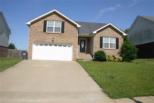 1889 Patton Rd., Clarksville, TN 37042 (MLS #RTC2066831) :: Felts Partners