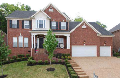1521 Towne Park Lane, Franklin, TN 37067 (MLS #RTC2066906) :: Village Real Estate