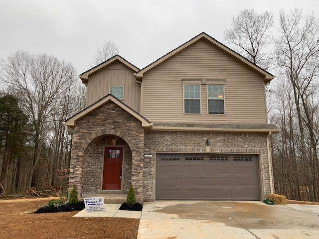 1677 Rains Rd, Clarksville, TN 37042 (MLS #RTC2067123) :: Fridrich & Clark Realty, LLC