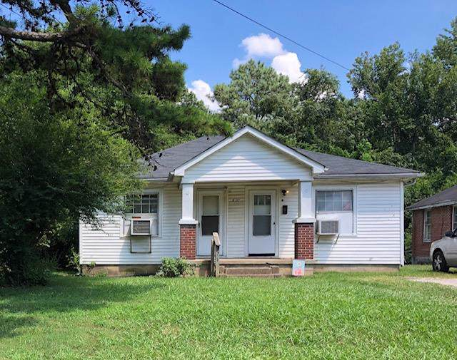 807 Central Ave, Clarksville, TN 37040 (MLS #RTC2067649) :: Katie Morrell | Compass RE