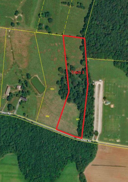0 Laws Rd - Tract 1, McMinnville, TN 37110 (MLS #RTC2070882) :: CityLiving Group