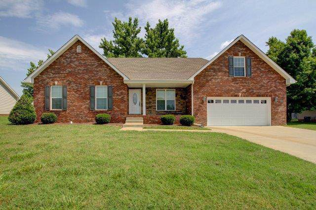 281 Bellshire Dr, Clarksville, TN 37043 (MLS #RTC2070934) :: REMAX Elite