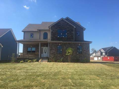 1033 Pitt Lane, Clarksville, TN 37040 (MLS #RTC2071410) :: Christian Black Team