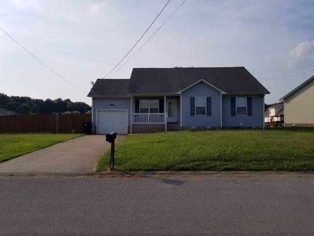 103 Velvet Trl, Oak Grove, KY 42262 (MLS #RTC2071642) :: Village Real Estate
