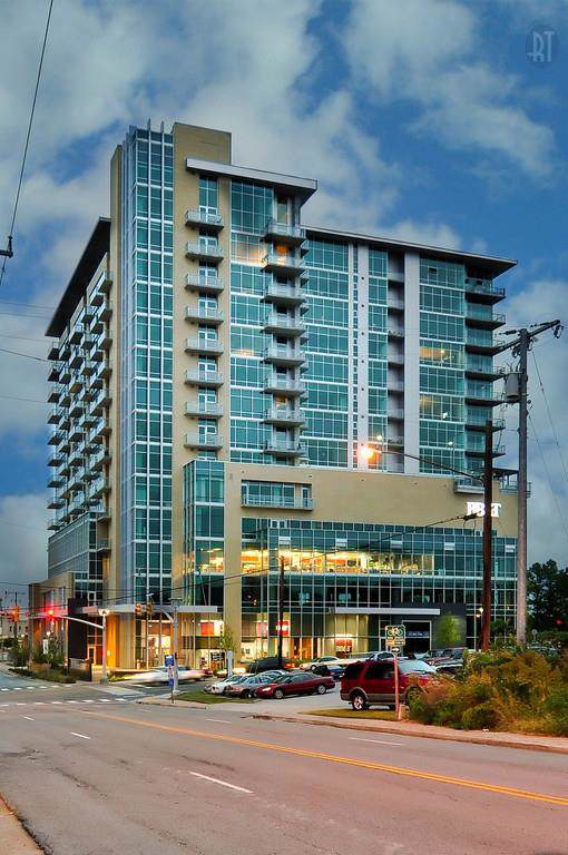 700 12Th Ave S Unit 1413 #1413, Nashville, TN 37203 (MLS #RTC2071917) :: CityLiving Group