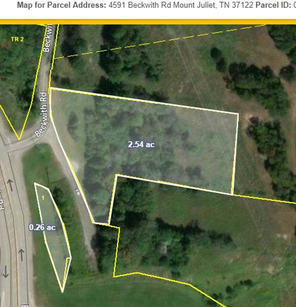 4591 Beckwith Rd, Mount Juliet, TN 37122 (MLS #RTC2072849) :: RE/MAX Choice Properties