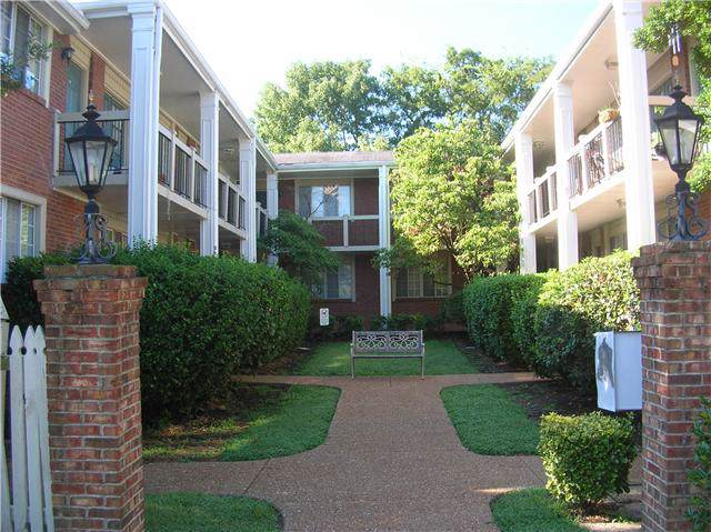 2121 Fairfax Avenue #18 #18, Nashville, TN 37212 (MLS #RTC2072898) :: Maples Realty and Auction Co.