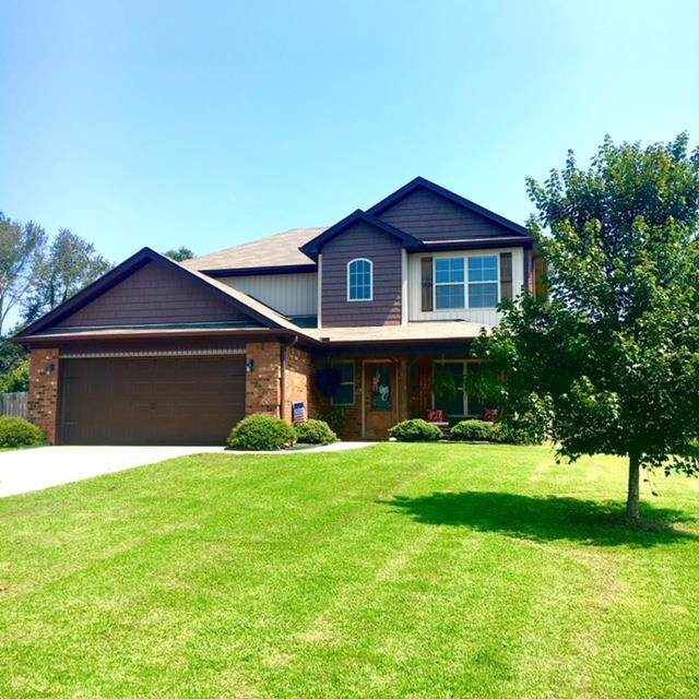 7 Sonoma Dr, Fayetteville, TN 37334 (MLS #RTC2073147) :: John Jones Real Estate LLC