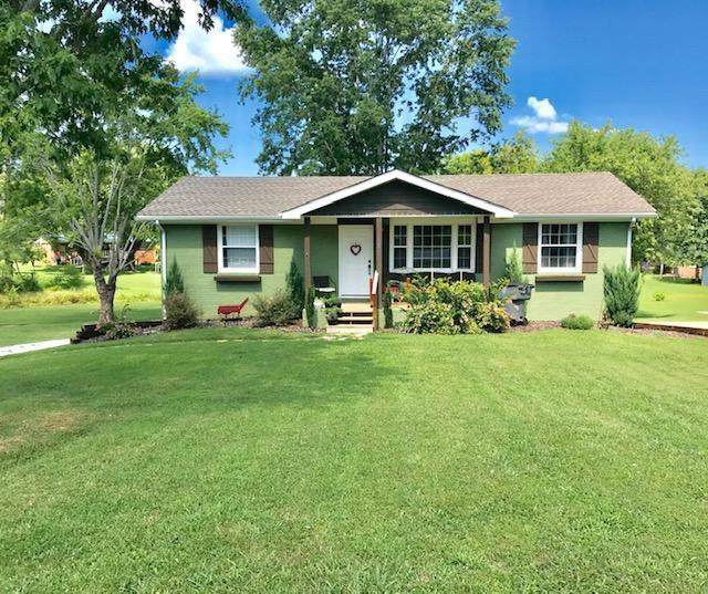 108 Skyline Dr, McMinnville, TN 37110 (MLS #RTC2073151) :: Nashville on the Move