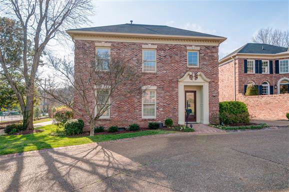 201 Sheffield Pl, Nashville, TN 37215 (MLS #RTC2073192) :: The Miles Team | Compass Tennesee, LLC