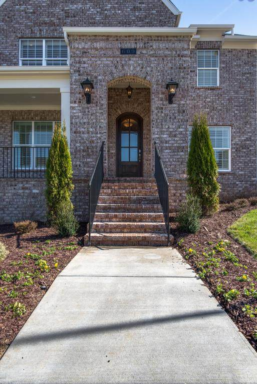 609 Vickery Park Drive, Nolensville, TN 37135 (MLS #RTC2073398) :: Ashley Claire Real Estate - Benchmark Realty