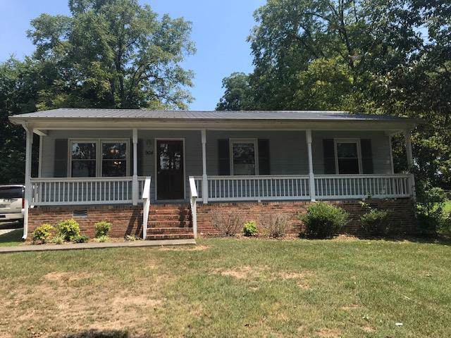 904 N Washington St, Tullahoma, TN 37388 (MLS #RTC2074154) :: The Milam Group at Fridrich & Clark Realty