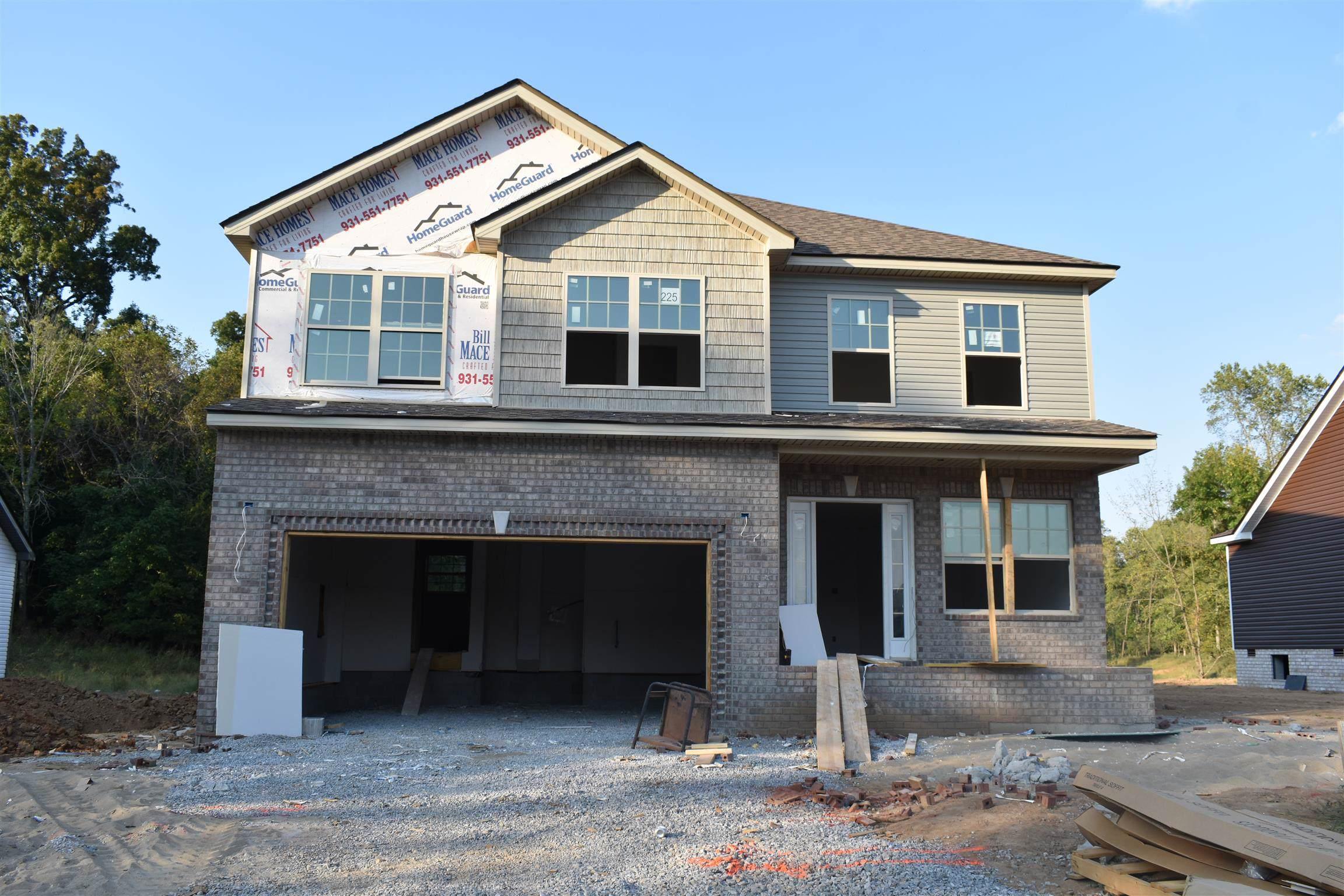 225 Timbersprings, Clarksville, TN 37042 (MLS #RTC2074518) :: Village Real Estate