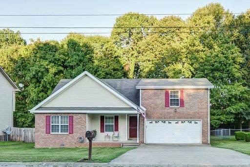2475 Rafiki Dr, Clarksville, TN 37042 (MLS #RTC2076516) :: Village Real Estate