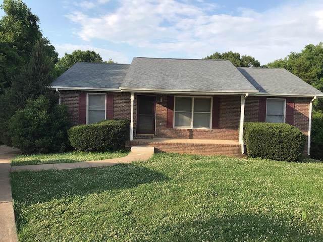 1351 Chucker Dr, Clarksville, TN 37042 (MLS #RTC2077196) :: Village Real Estate