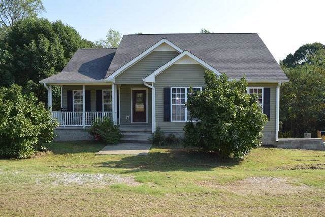 1323 Highway 49, Erin, TN 37061 (MLS #RTC2077977) :: Berkshire Hathaway HomeServices Woodmont Realty