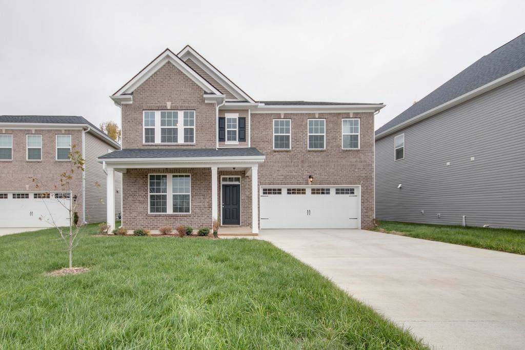 5040 Sunflower Lane (Lot 88), Hermitage, TN 37076 (MLS #RTC2078388) :: The Group Campbell powered by Five Doors Network