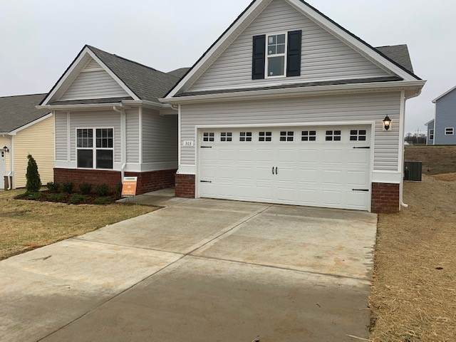 303 St. Charles Place Lot 26, Shelbyville, TN 37160 (MLS #RTC2078734) :: Village Real Estate